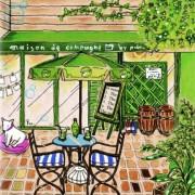 田阪リカ展~あたたかな和紙アートの世界~
