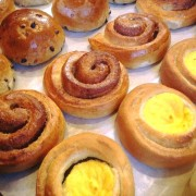ノルウェー仕込みのパン